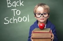 Summer is Over How to get your Kids Ready to go Back to School