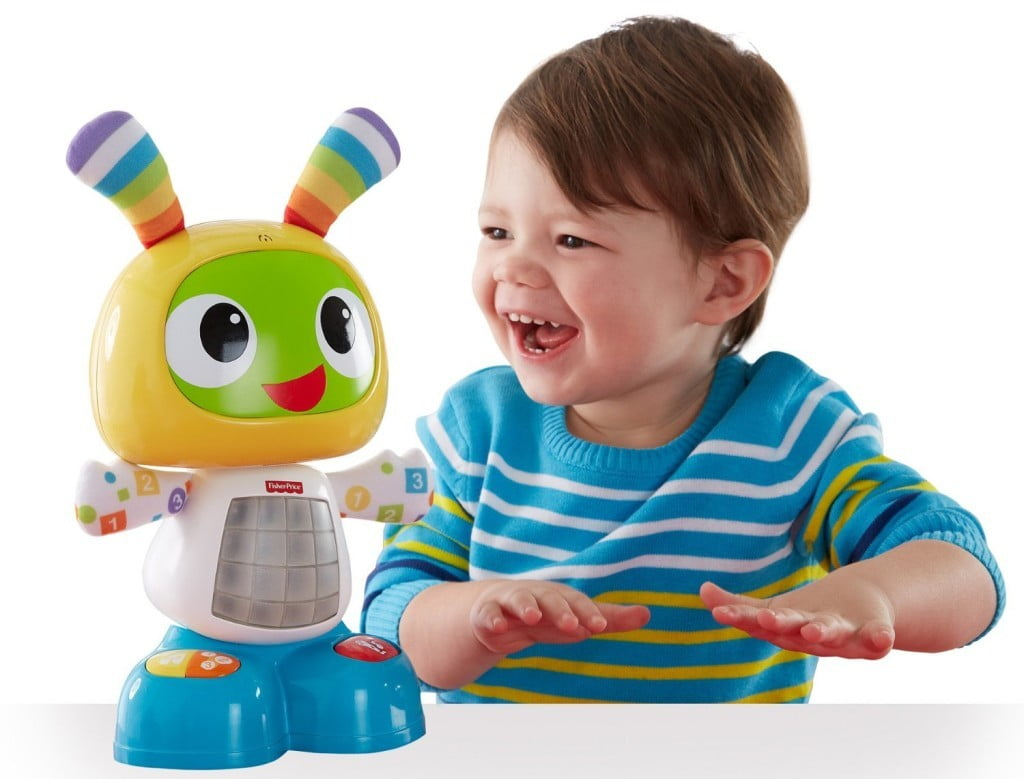 FisherPrice Bright Beats Dance and Move BeatBo