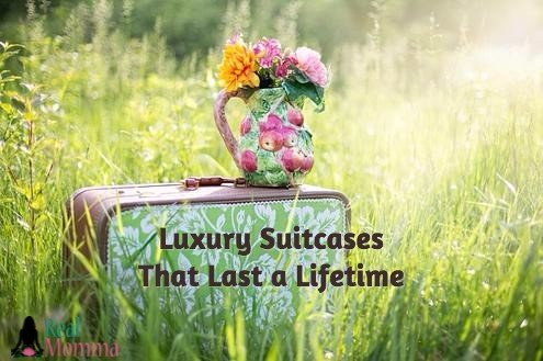 Luxury Suitcases That Last a Lifetime