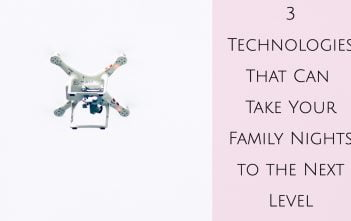 3 Technologies That Can Take Your Family Nights to the Next Level