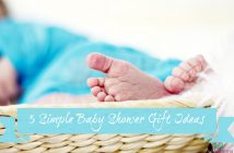 5 Simple Baby Shower Gift Ideas