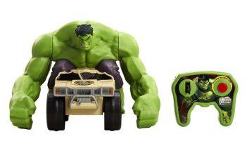 Jakks RC Hulk Smash Vehicle