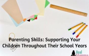 Parenting Skills: Supporting Your Children Throughout Their School Years
