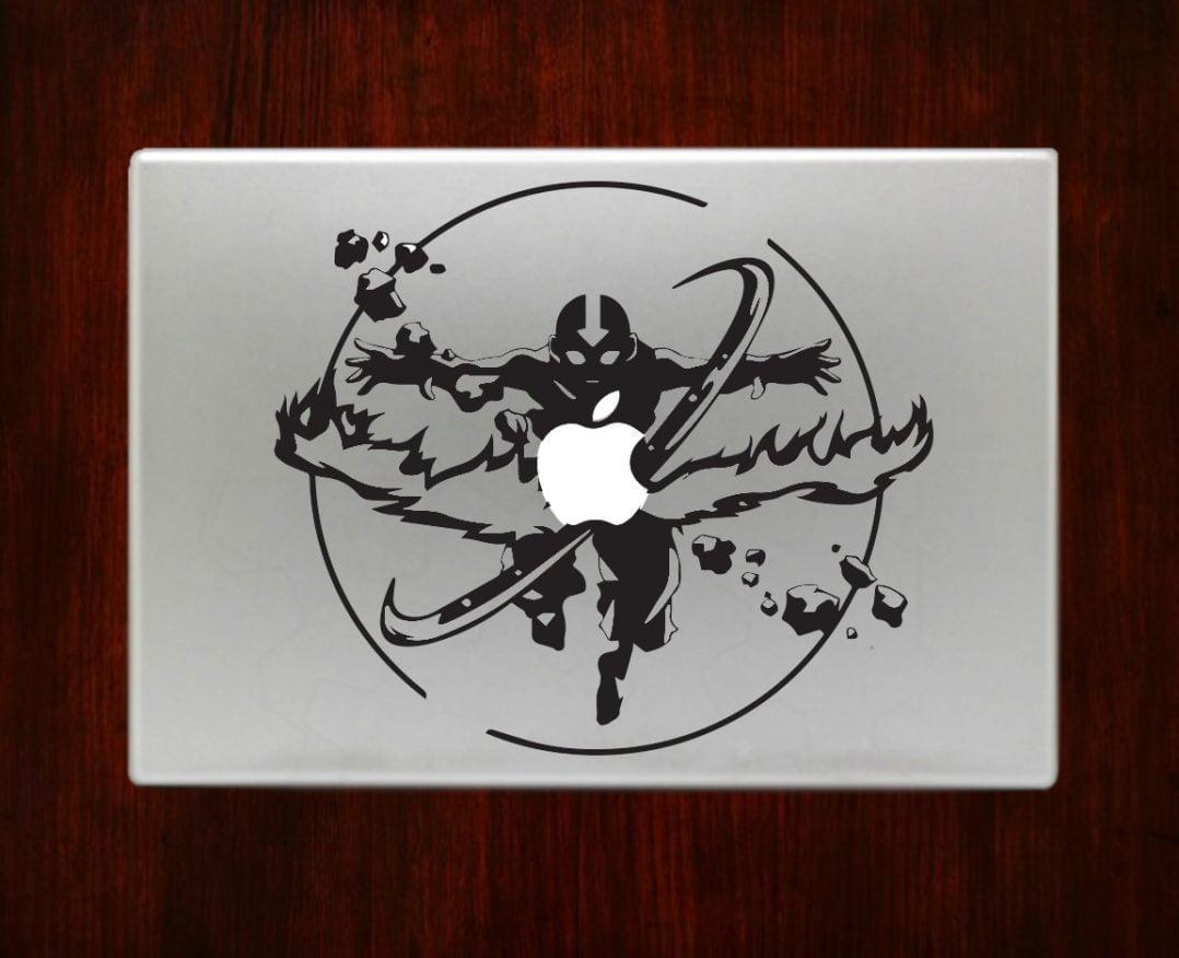 Macbook Decals from DecalOnTop.com