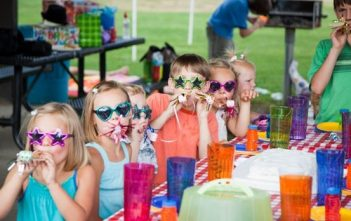 Cute Ideas for Your Outdoor Birthday Party this Spring