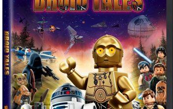 LEGO® STAR WARS: Droid Tales on DVD