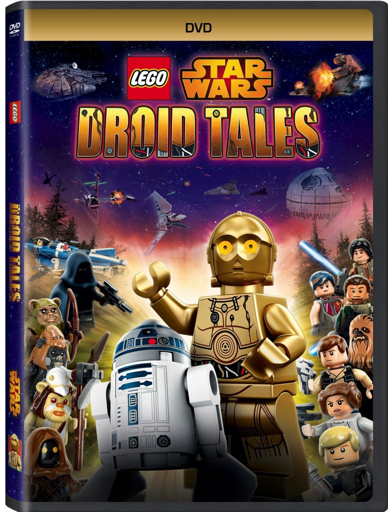 LEGO® STAR WARS: Droid Tales on DVD