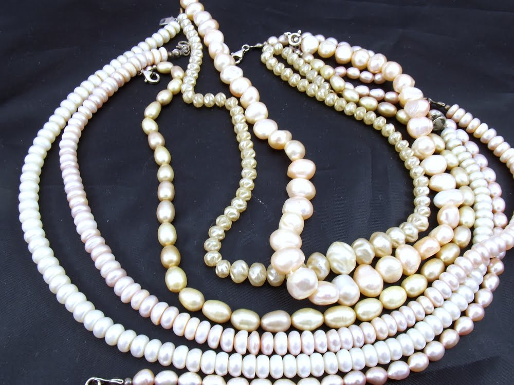 3_multi strand pearl necklace