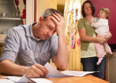 How Filing for Bankruptcy will Affect your Family Finances