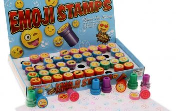 Emoji Universe: Plastic Stamps Review
