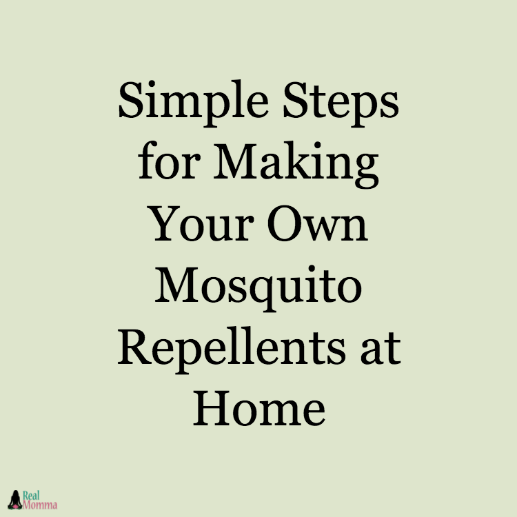 Create a No Bite Zone: Simple Steps for Making Your Own Mosquito Repellents at Home