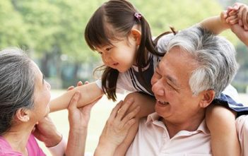 Grandparent Bonding Tips for Strengthening a Blended Family