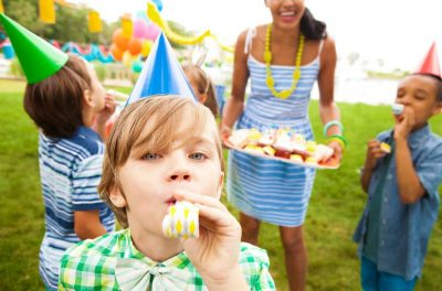 How to Make Sure Your Kids Have the Best Birthday Party This Summer
