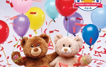 Celebrate National Teddy Bear Day with Build-A-Bear