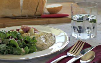 Chicken Souvlaki Recipe with Olympic Yogurt