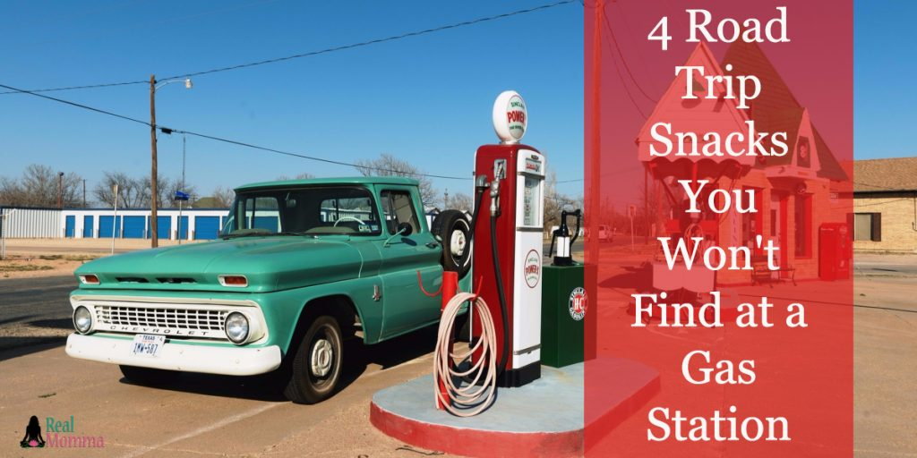 4 Road Trip Snacks You Won't Find at a Gas Station