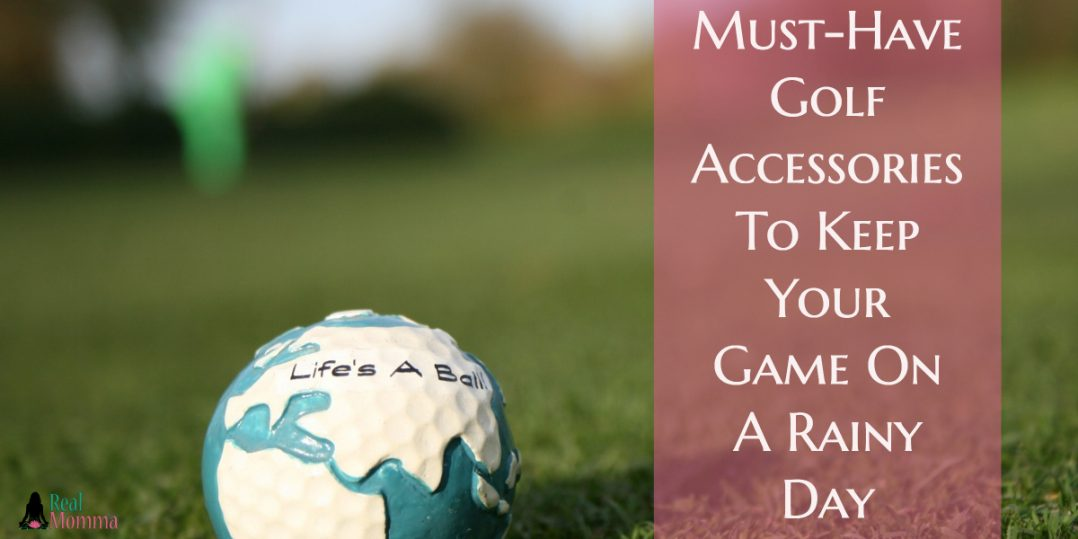 Must-Have Golf Accessories To Keep Your Game On A Rainy Day