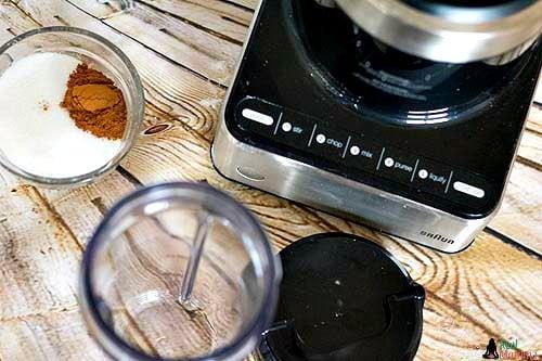 Cinnamon Sugar Ingredients