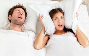 Snoring Husband? 4 Ways to Sleep Better and Wake up Refreshed