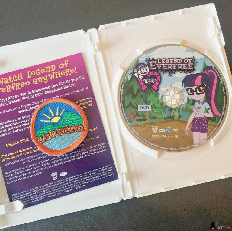 My Little Pony Equestria Girls Legend of Everfree Giveaway