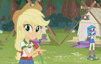 My Little Pony Equestria Girls - Legend of Everfree