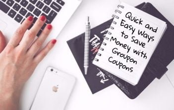 Quick and Easy Ways to Save Money with Groupon Coupons