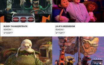 March Netflix Originals for Kids