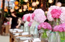 Outdoor Weddings: Creating Matrimonial Magic Even When It Rains