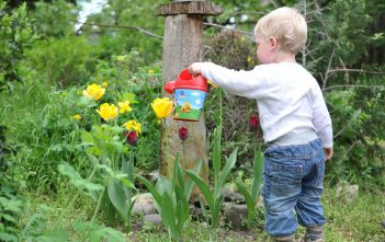 Curious Kids? Make Your Garden a Safer Place For Them To Be