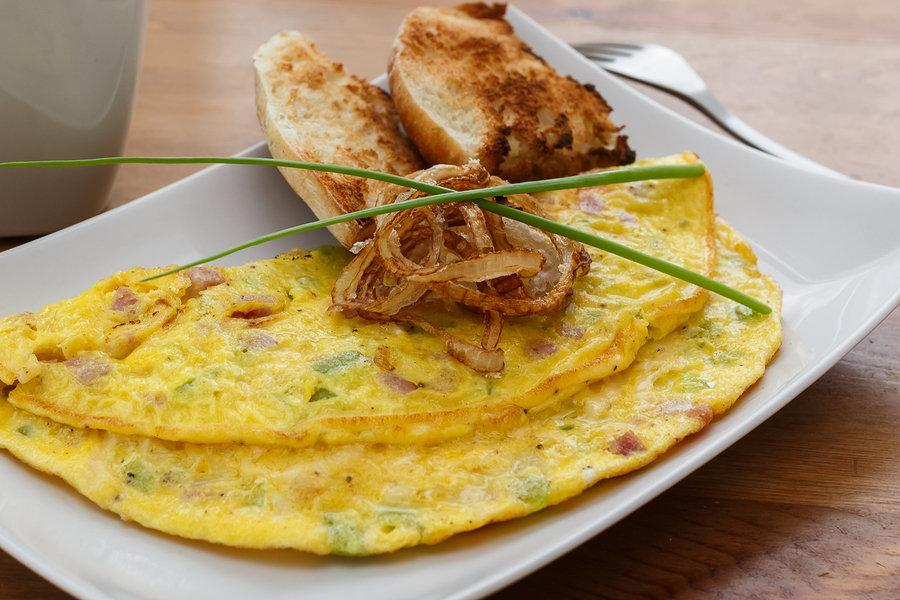 Colorado: Denver Omelet
