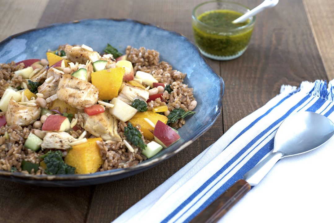 turkey grain salad ED web