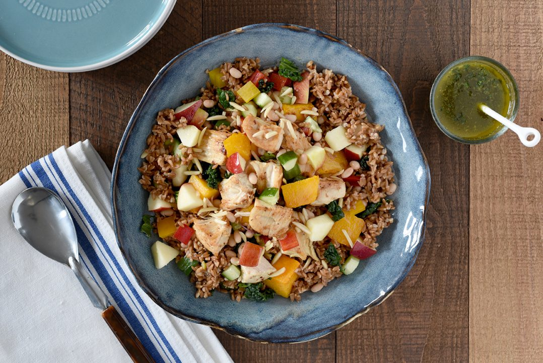 turkey grain salad S1 web