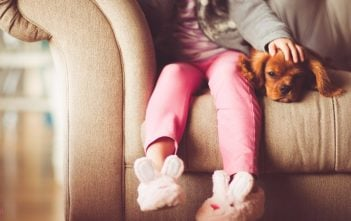 First Family Dog? 4 Ways To Help Everyone Adjust Smoothly