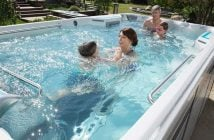 Forget Pools: Why Your Family Should Invest in an Exercise Hot Tub