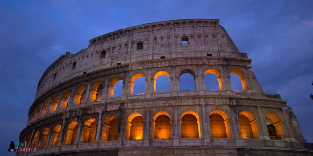 History Tips for a Family Vacation in the Eternal City
