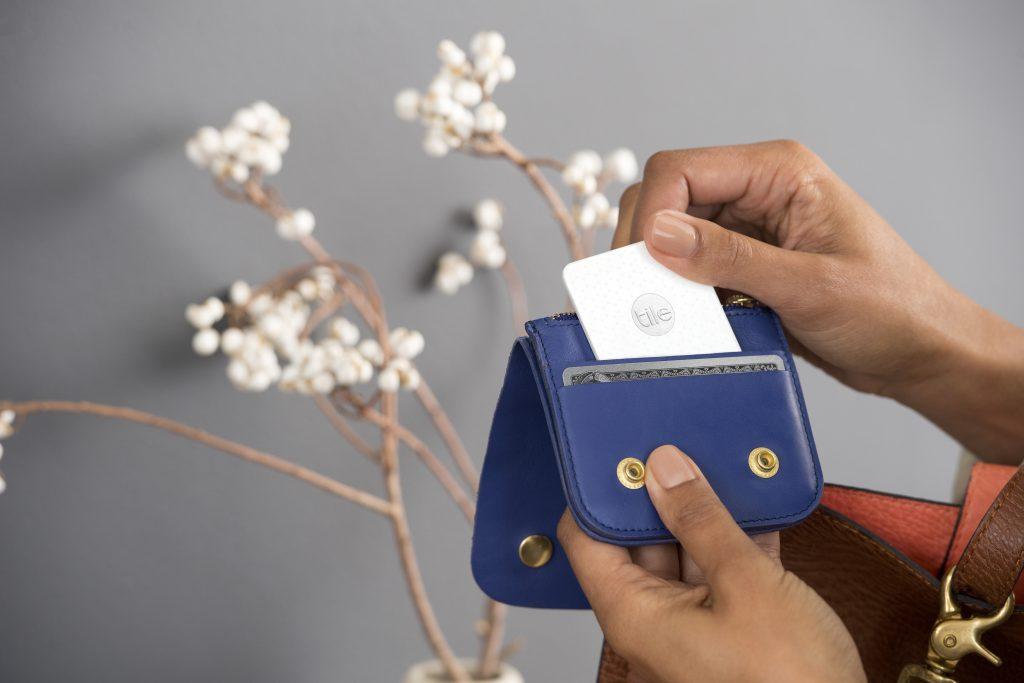 Tile Slim Woman's Wallet