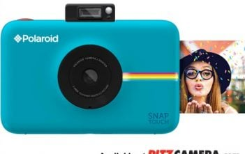 The Polaroid Snap Touch