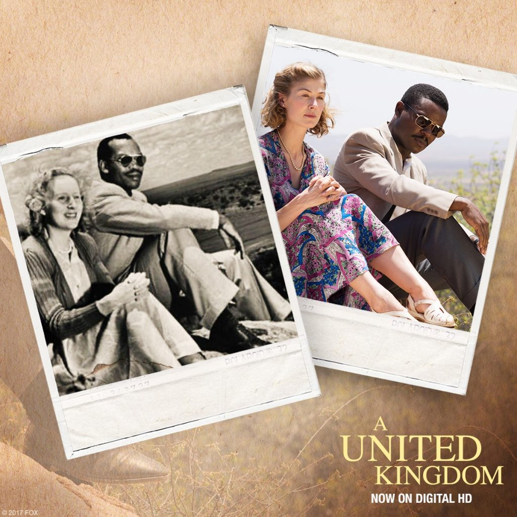 A United Kingdom Movie Review Real Momma