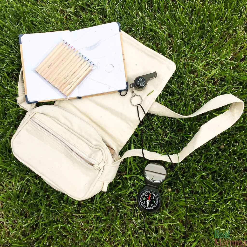 Great Adventure Kit Messenger Bag