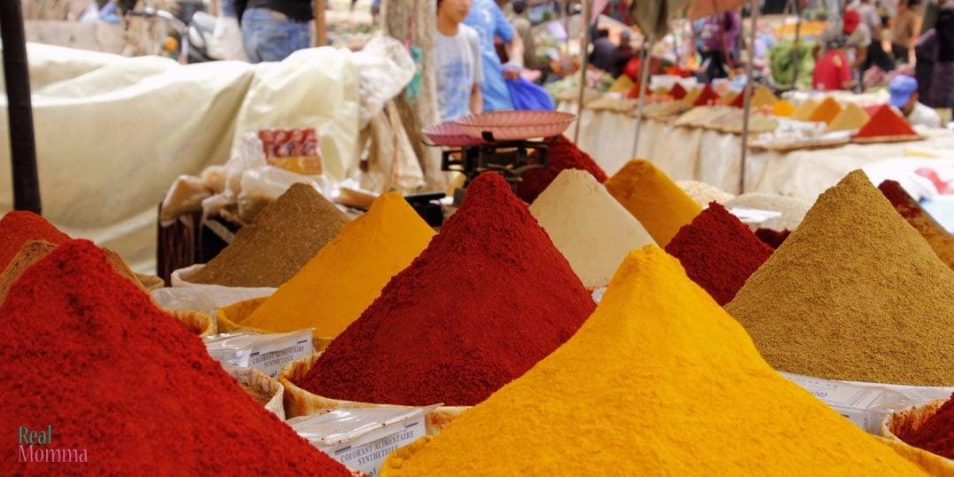 Indian Cuisine is Magic