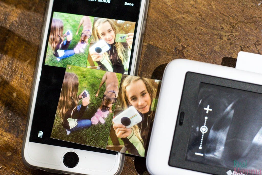 SnapTouch App Printing