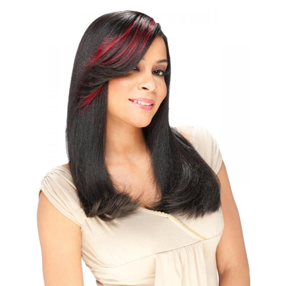 clip in weave hair