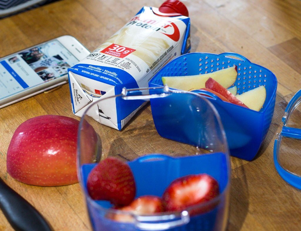 A Quick and Easy Breakfast for Busy Moms