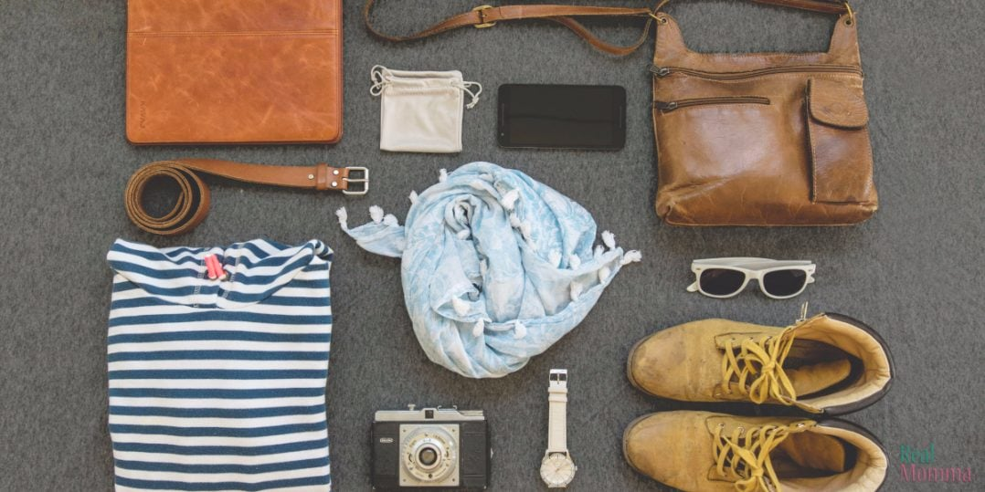 Pack light for the perfect getaway