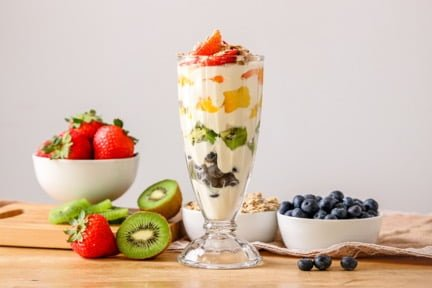 Protein and fruit treat