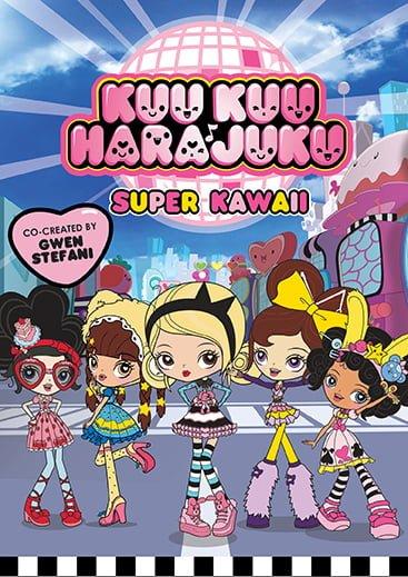 Kuu Kuu Harajuku Super Kawaii