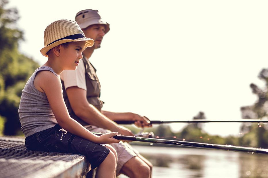 The Great Outdoors: 5 Fun Activities for Fathers and Sons