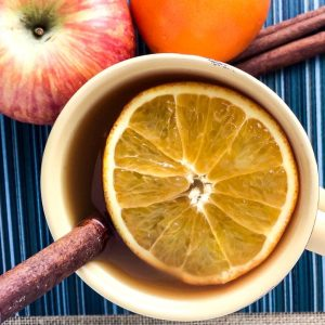 Quick and Easy Mulled Apple Cider