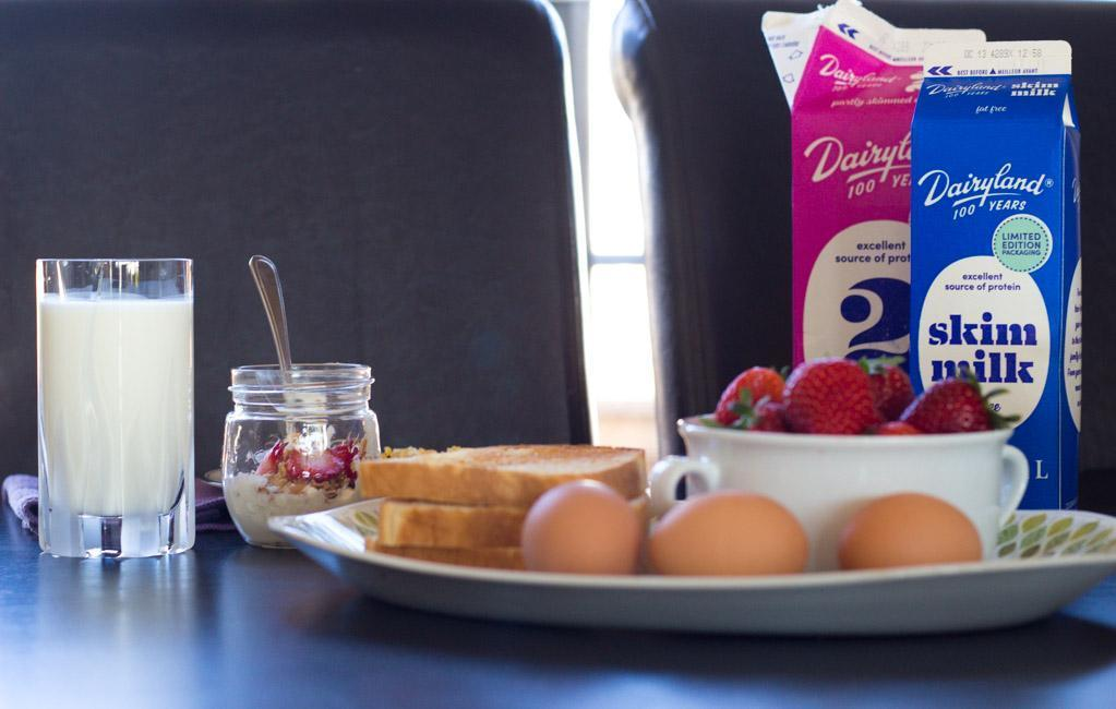 Join me in supporting the Breakfast Club of Canada with Dairyland