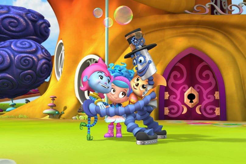 Netflix Original Cirque du Soleil Luna Petunia